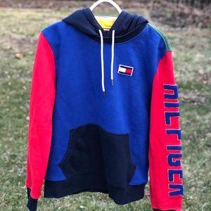 Tommy Hilfiger colorblock hoodie